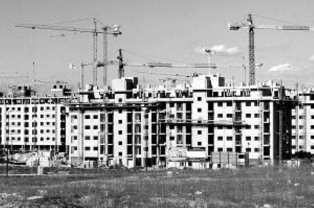 La compraventa de viviendas cae un 34% en el primer trimestre del año