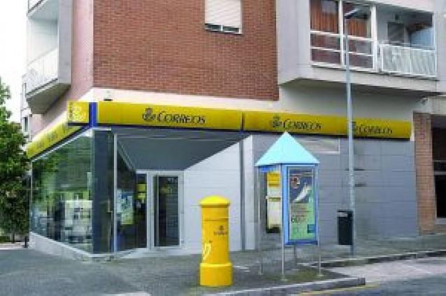 Los envíos postales a través de los 77 buzones de Pamplona y comarca aumentan cada año