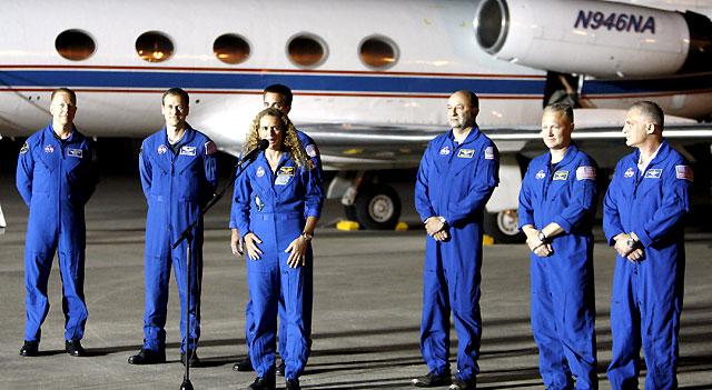 La NASA comienza los preparativos para el lanzamiento del Endeavour