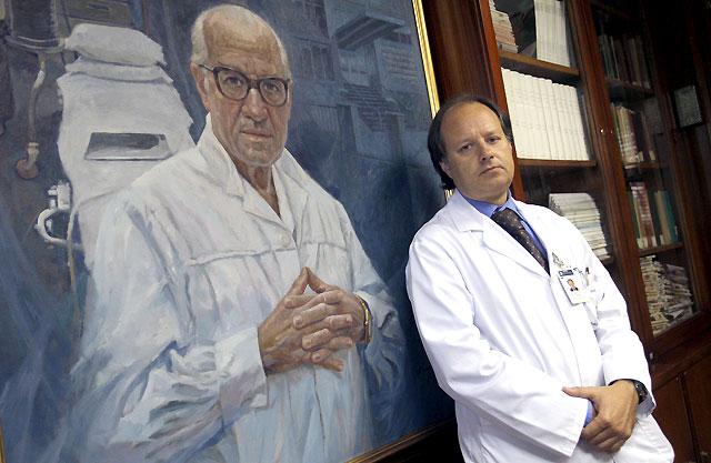 Trasplantan un riñón por laparoscopia por primera vez en el mundo