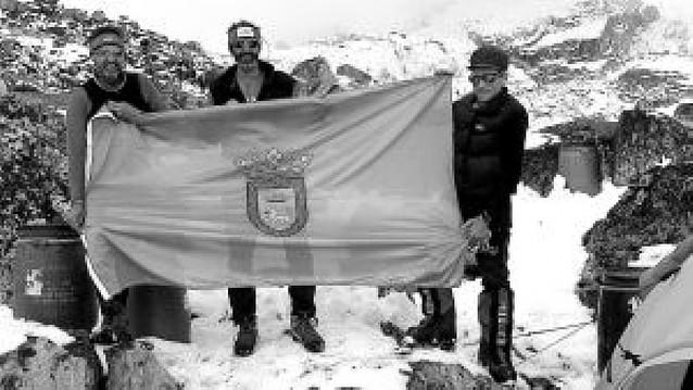 """""""El éxito no siempre está en la cumbre"""""""