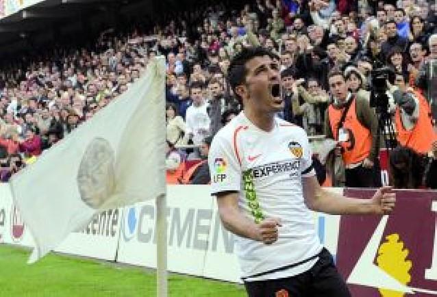 El Madrid se lanza a por Villa