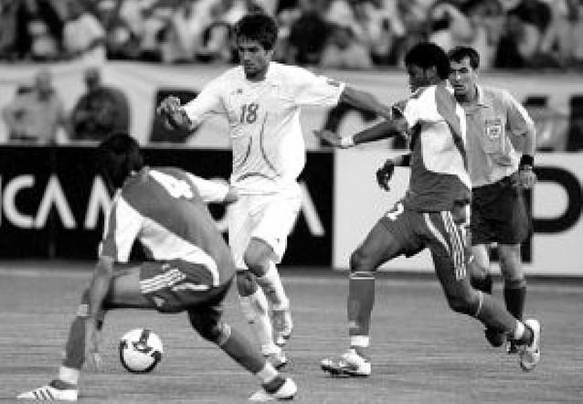 Neko y Masoud todavía pueden estar en el Mundial