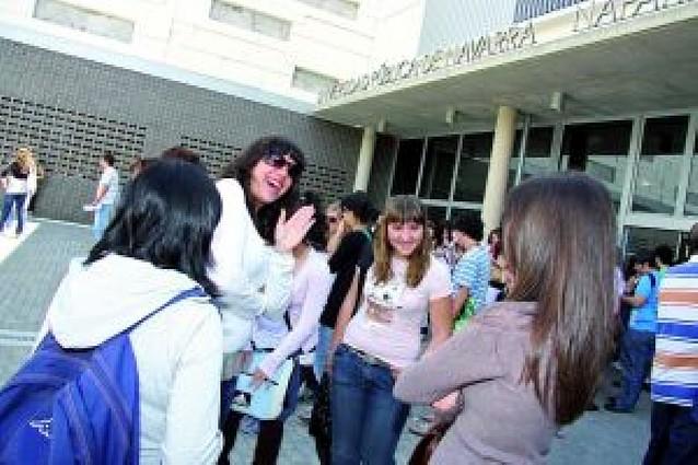 Primera Selectividad en el campus