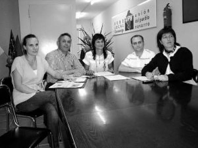 UPN insiste en pedir la dimisión del concejal de Obras y le acusa de mentir