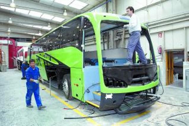 Sunsundegui prevé 77 despidos y una regulación de 113 operarios en Alsasua