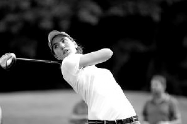 Carlota Ciganda avanza en el British Ladies