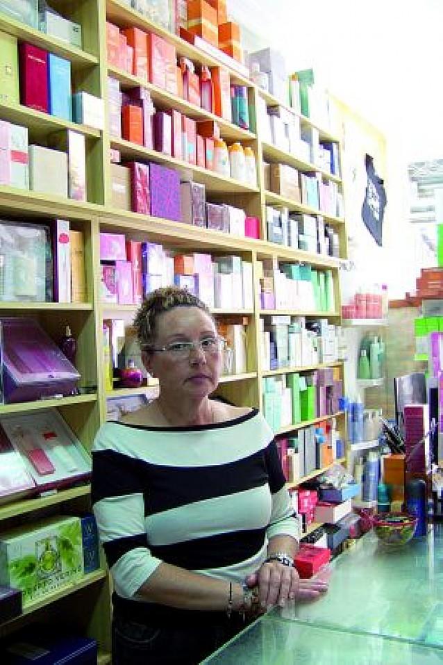 Los comerciantes de San Adrián eligen a Concepción De Diego como la mejor del gremio de 2009