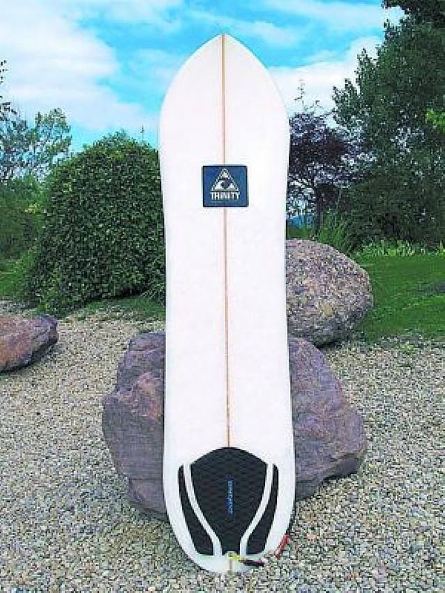 "Surf con ""label"" navarro"