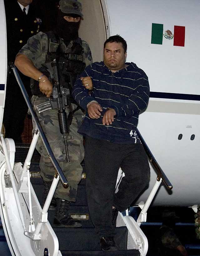 """México asesta un nuevo golpe al narcotráfico con la detención de José Filiberto, alias """"La Perra"""""""