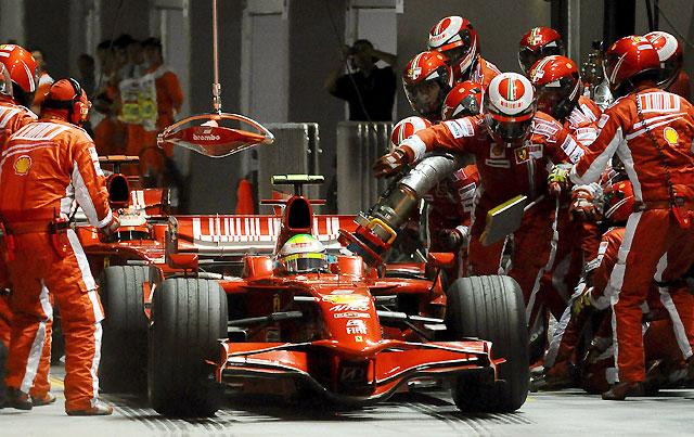 Ferrari anuncia que no participará en el Mundial de 2010