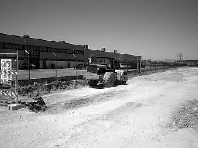 Mendavia inicia las obras que quintuplicarán su suelo industrial