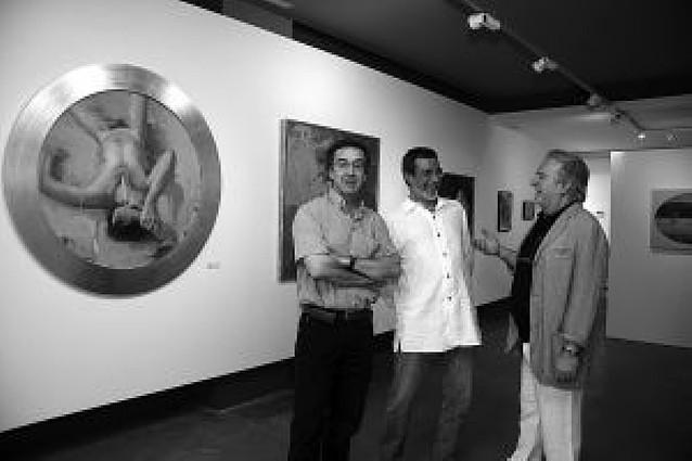 Pintura navarra en la galería Kalon