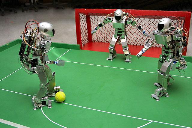 Cientos de robots toman la ciudad de San Francisco