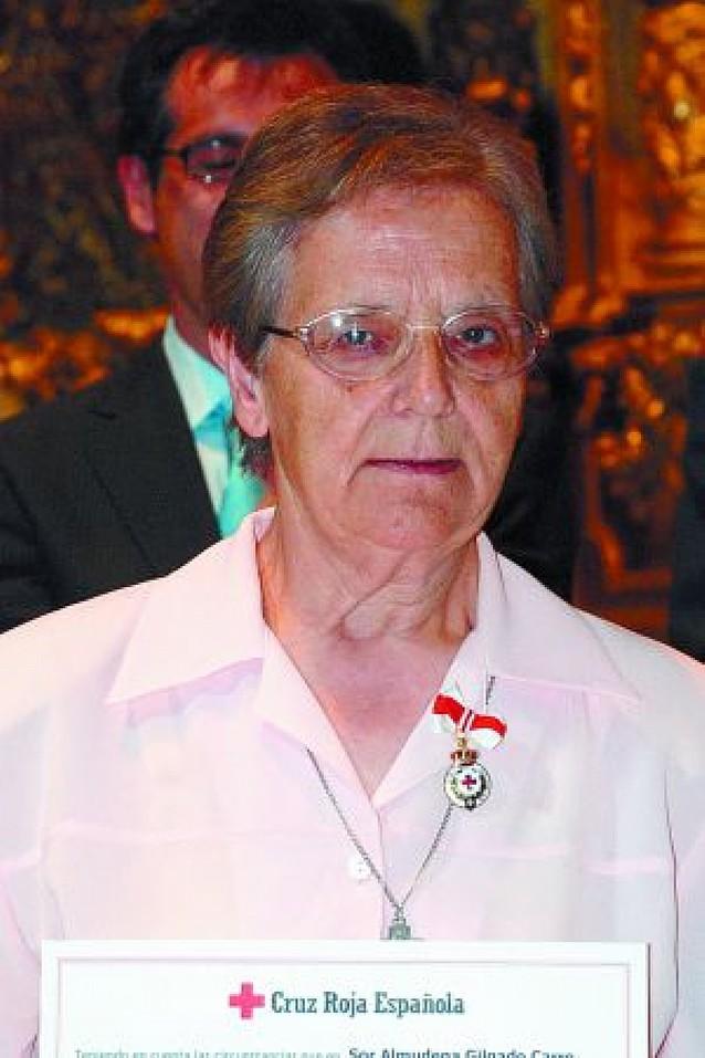 Cruz Roja Navarra rinde homenaje en Corella a 31 de sus voluntarios