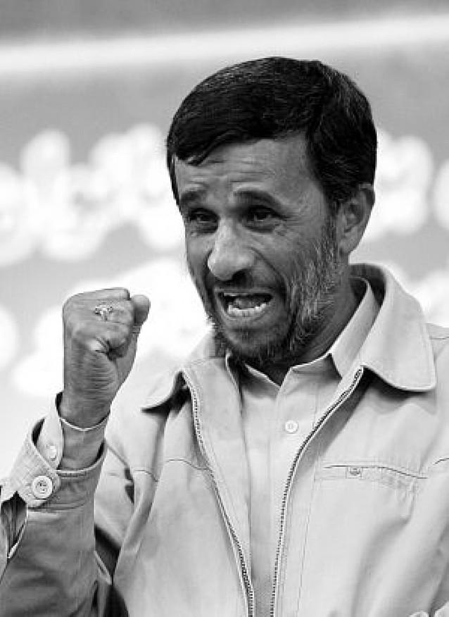 Tensión en Irán tras la amplia victoria electoral del presidente Ahmadineyad