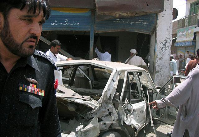 Al menos 8 muertos y 20 heridos en un atentado en Pakistán