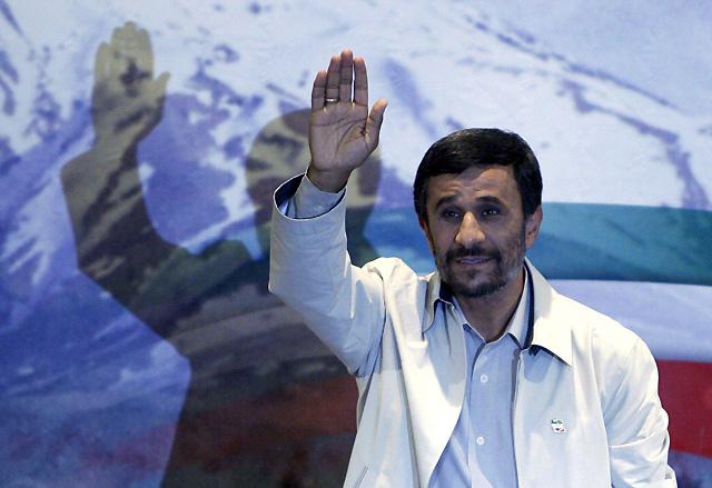 Ahmadineyad advierte a la prensa internacional y la acusa de complot