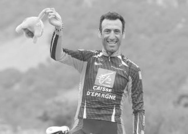 Chente García no correrá el Tour de Francia 2009