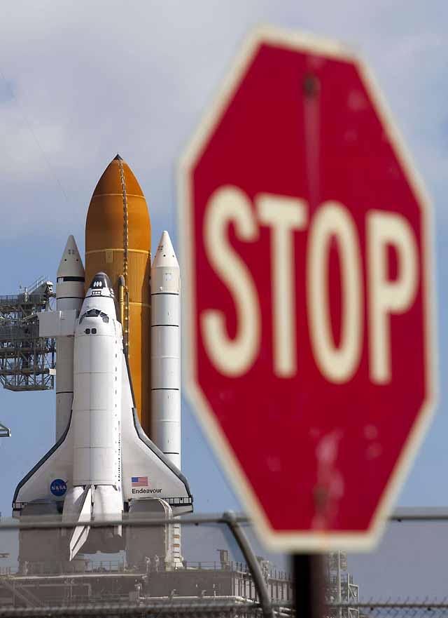 La NASA intentará un nuevo lanzamiento del Endeavour el próximo miércoles