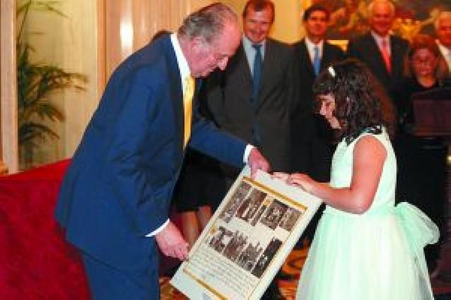 De Buñuel al Palacio de la Zarzuela con diez años