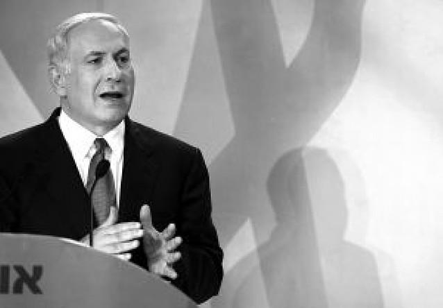 Netanyahu une a colonos y palestinos contra su plan de paz