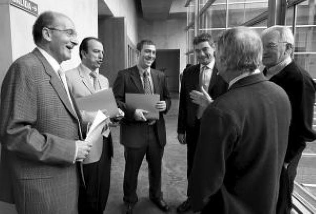 """Los partidos atribuyen a la """"estrategia electoral"""" las distintas voces en UPN"""