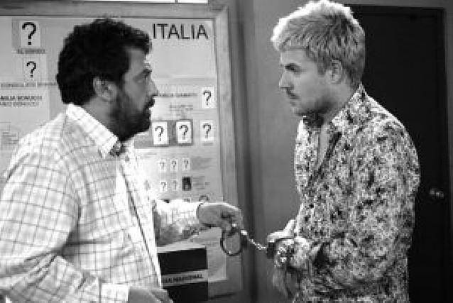 """Mucha mafia y """"Torrente"""" en el capítulo número 100 de """"Los hombres de Paco"""""""