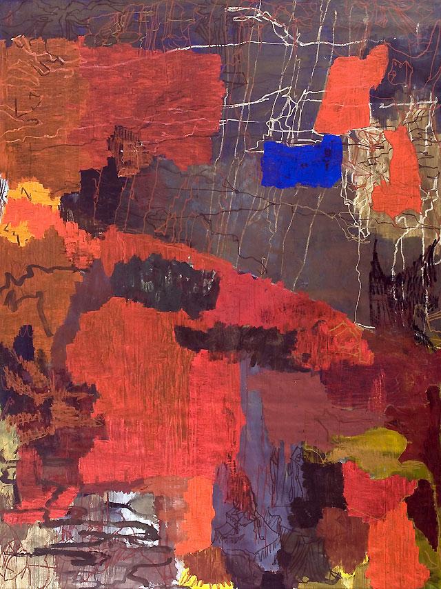 La Tate Modern presenta una gran retrospectiva de Per Kirkeby