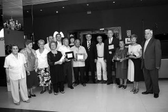 Premios para dos jubilados de Pamplona y Alsasua
