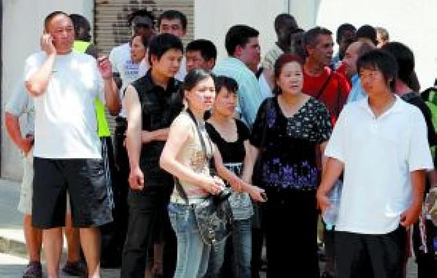 Esclavos chinos en Mataró