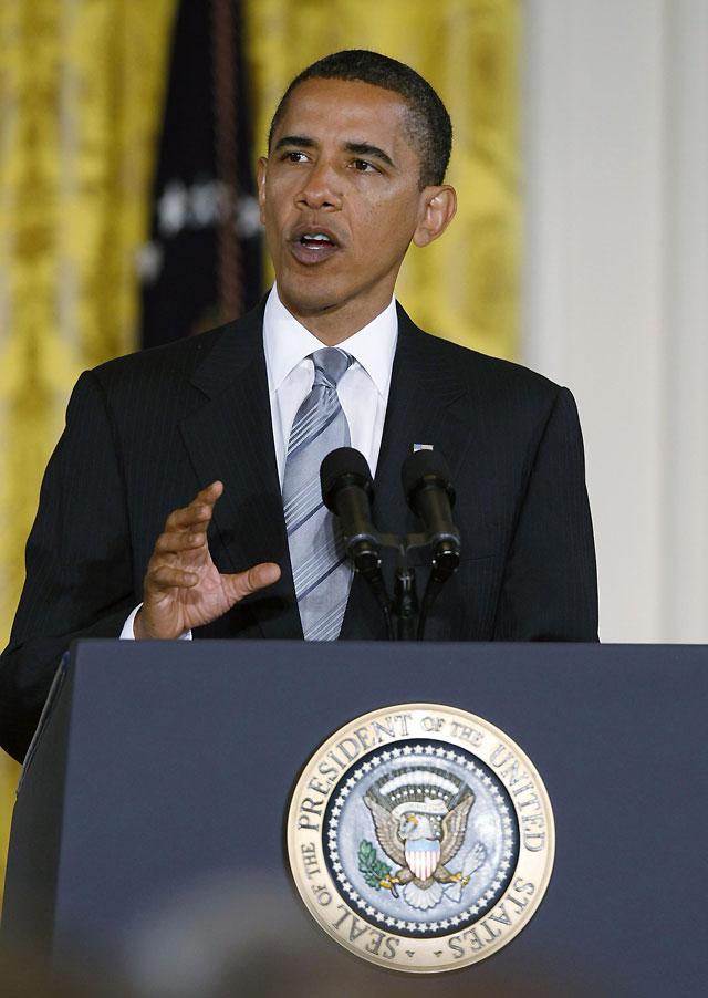 """Obama anuncia una """"radical reforma"""" del sistema de supervisión financiera"""