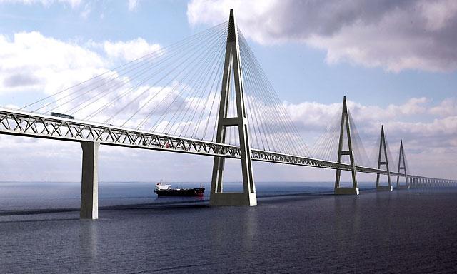 El Parlamento alemán aprueba la construcción del puente entre Alemania y Dinamarca