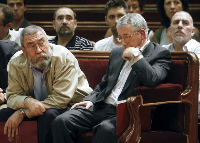 El Ayuntamiento de Pamplona aprueba una moción de condena con la abstención de ANV