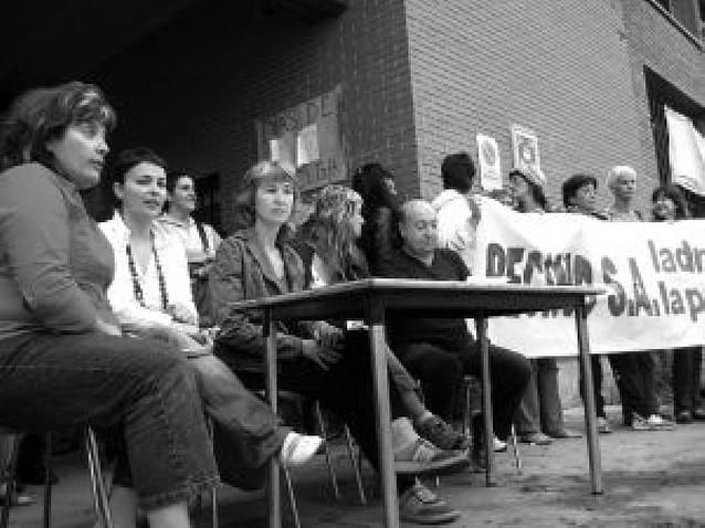 El cierre de la planta de Recindsa deja sin ocupación a 69 operarios en Alsasua