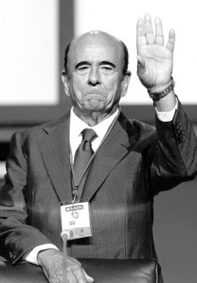 """Botín exige un plan de reestructuración de la banca """"sin interferencias políticas"""""""