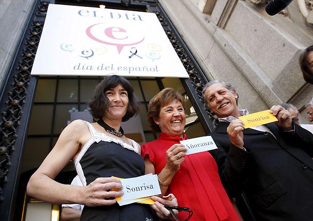 El 'Día del Español' se celebra con actos festivos en 43 países de todo el mundo