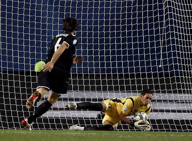 Irak y Nueva Zelanda se marchan a casa (0-0)