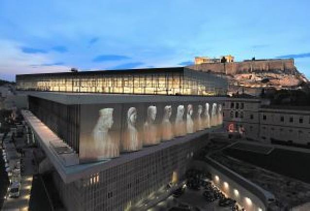 La Acrópolis ya tiene museo