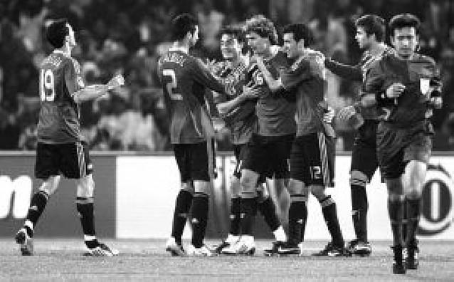 """Vicente del Bosque aplica el """"método Guardiola"""""""