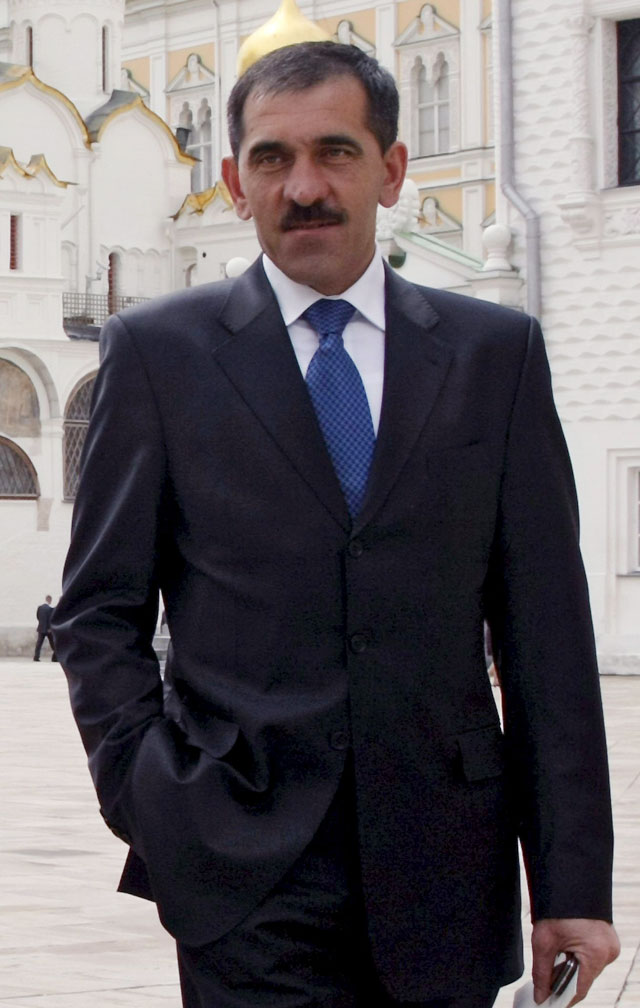 Herido en un atentado el presidente de Ingushetia