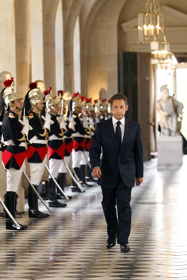 Sarkozy no subirá los impuestos y cambiará el modelo económico