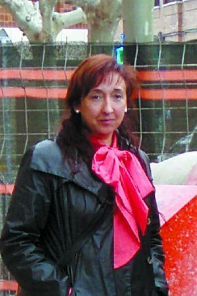 Rosana Cigudosa lanzará el cohete de San Adrián