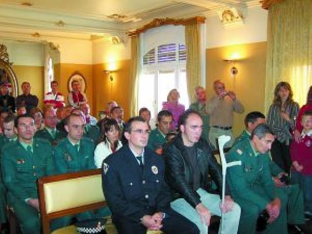 Nicolás Sesma, nuevo jefe de la Policía Local de San Adrián