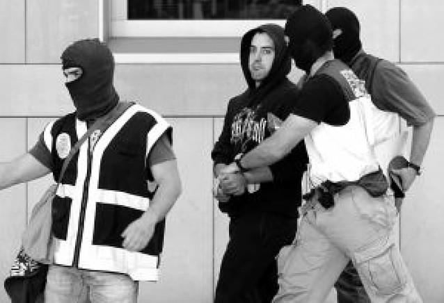 Golpe policial a ETA con la desarticulación de un comando preparado para atentar