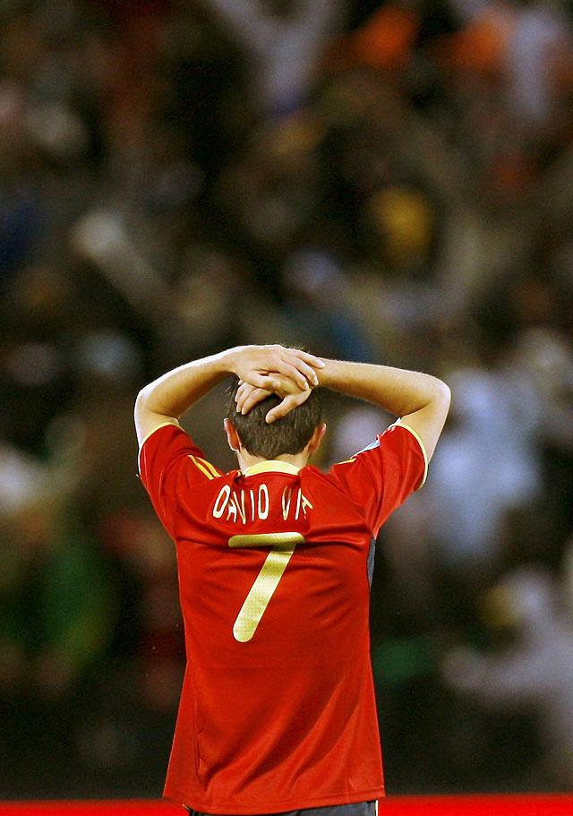 Estados Unidos pone fin al sueño de España (0 - 2)