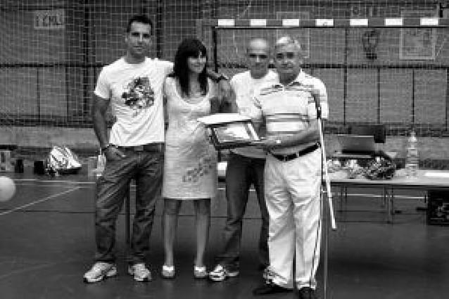 Homenaje al maestro fiterano José Luis Alfaro Frías por su reciente jubilación