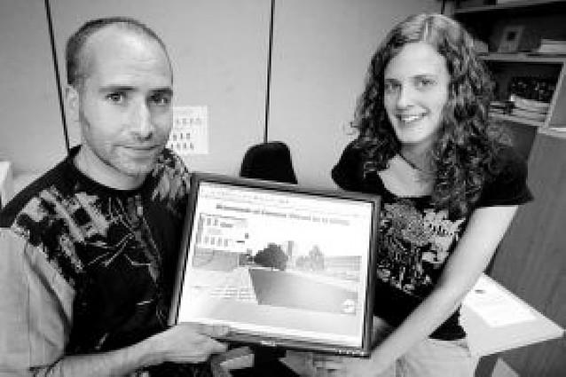 Visita virtual a la UPNA y en 3D