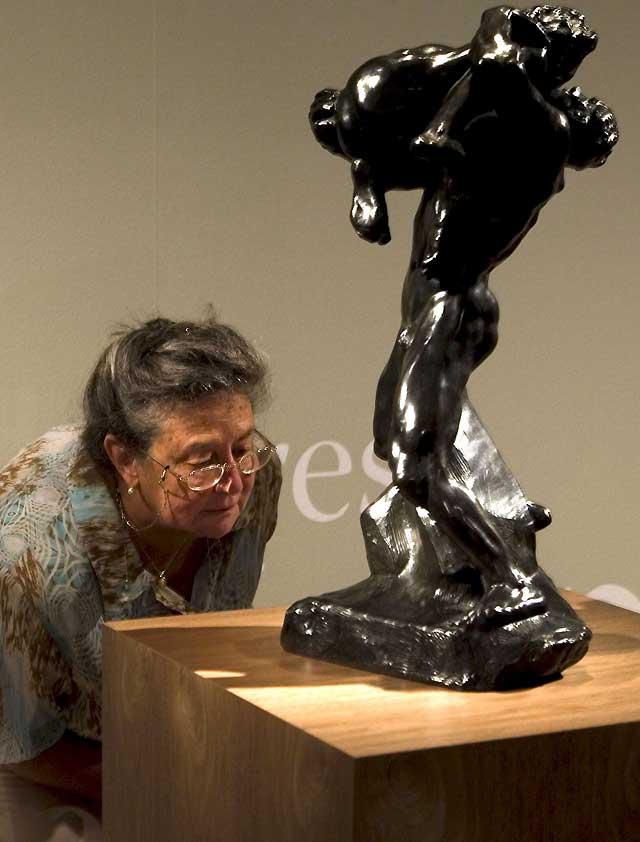 El Museo del Patrimonio Municipal de Málaga acoge la exposición 'Rodin y la mitología simbolista'