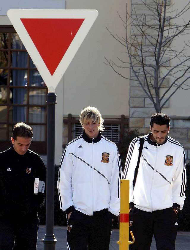 Fernando Torres asegura que de la derrota contra EEUU se pueden sacar conclusiones positivas
